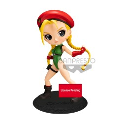 Street Fighter figurine Q Posket Cammy Ver. A 14 cm