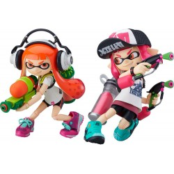 Splatoon / Splatoon 2 figurines Figma Splatoon Girl 10 cm