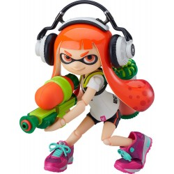 Splatoon figurine Figma Splatoon Girl 10 cm