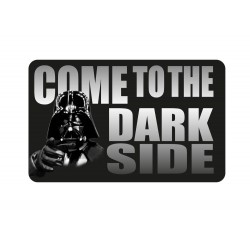 Star Wars tapis Come to the Dark Side 80 x 50 cm