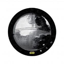Star Wars tapis Death Star 80 cm