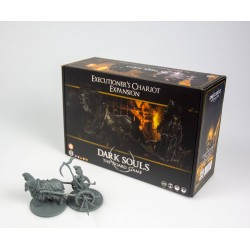 Dark Souls extension jeu de plateau The Board Game Executioners Chariot