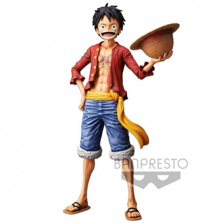 One Piece figurine Grandista Nero Monkey D. Luffy 28 cm