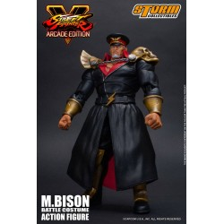 Street Fighter V Arcade Edition figurine 1/12 M. Bison Battle Costume 18 cm