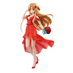 Sword Art Online statuette PVC Ichibansho Asuna Party Dress 20 cm