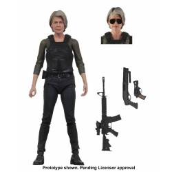 Terminator : Dark Fate figurine Sarah Connor 18 cm
