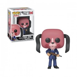 The Umbrella Academy POP! TV Vinyl figurine Cha Cha 9 cm