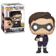 The Umbrella Academy POP! TV Vinyl figurine Number Five 9 cm