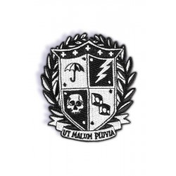 The Umbrella Academy patch Crest Logo 8 cm