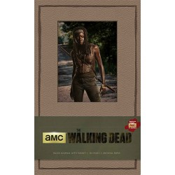 The Walking Dead carnet de notes Michonne