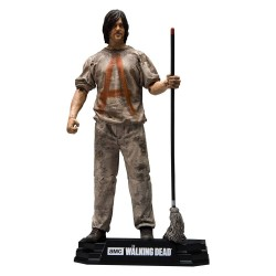 The Walking Dead TV Version figurine Savior Prisoner Daryl 18 cm