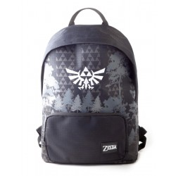 The Legend of Zelda sac à dos Black & White