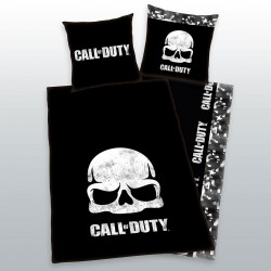 Call of Duty parure de lit Skull 135 x 200 cm / 80 x 80 cm