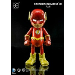 Justice League Mini figurine Hybrid Metal The Flash 9 cm