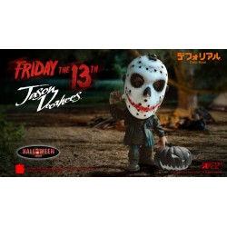 Vendredi 13 figurine Jason Voorhees Halloween Version 15 cm