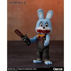 Silent Hill 3 figurine mini Robbie the Rabbit Blue Version 10 cm