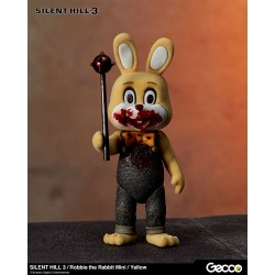 Silent Hill 3 figurine mini Robbie the Rabbit Yellow Version 10 cm