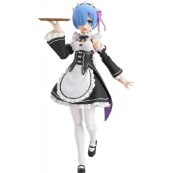 Re:ZERO -Starting Life in Another World- figurine Figma Rem 13 cm