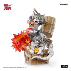Tom & Jerry statuette Prime Scale 1/3 Tom & Jerry 21 cm