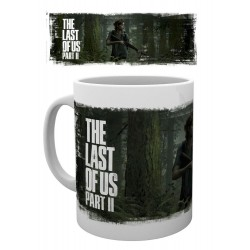 The Last of Us Partie II mug Key Art