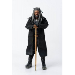 The Walking Dead figurine 1/6 King Ezekiel 30 cm