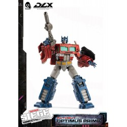 Transformers: War For Cybertron Trilogy figurine DLX Optimus Prime 25 cm