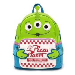 Toy Story by Loungefly sac à dos Alien Pizza Box