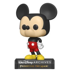 Mickey Mouse POP! Disney Archives Vinyl figurine Current Mickey 9 cm