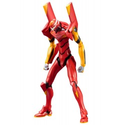 Neon Genesis Evangelion figurine Plastic Model Kit Eva Type-02 TV Ver. 19 cm