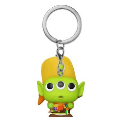 Toy Story porte-clés Pocket POP! Vinyl Alien as Russell 4 cm