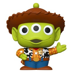 Toy Story Super Sized POP! Disney figurine Alien as Woody 25 cm