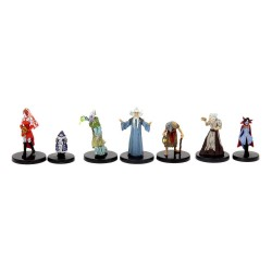 D&D Icons of the Realms : Curse of Strahd miniatures Covens & Covenants Premium Box Set