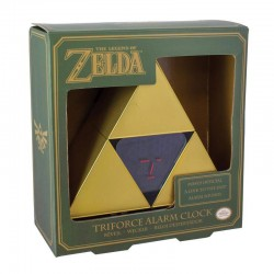 The Legend of Zelda réveil Triforce