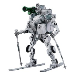 OBSOLETE figurine Plastic Model Kit Moderoid 1/35 Pakistan Army EXOFRAME 9 cm