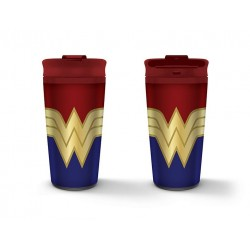 Wonder Woman mug de voyage Strong