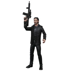 John Wick Select figurine Chapter 2 18 cm