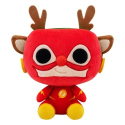 DC Comics peluche DC Holiday: Rudolph Flash 18 cm