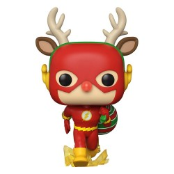 DC Comics POP! Heroes Vinyl figurine DC Holiday: The Flash Holiday Dash 9 cm
