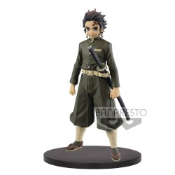 Demon Slayer Kimetsu no Yaiba statuette PVC Tanjiro Kamado Vol. 7 15 cm