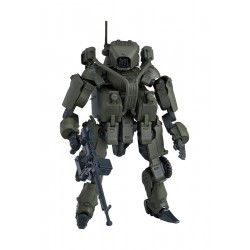 OBSOLETE figurine Plastic Model Kit Moderoid 1/35 Outcast Brigade EXOFRAME 9 cm