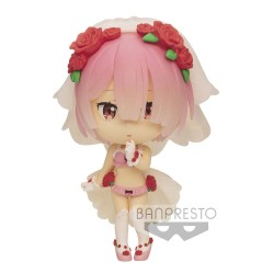 Re:Zero Starting Life in Another World figurine ChiBi Kyun Ram 6 cm