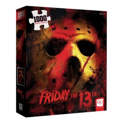 Vendredi 13 puzzle Friday the 13th (1000 pièces)
