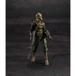 Mobile Suit Gundam figurine G.M.G. Principality of Zeon Army Soldier 03 10 cm