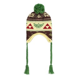 The Legend of Zelda bonnet de ski Triforce Laplander