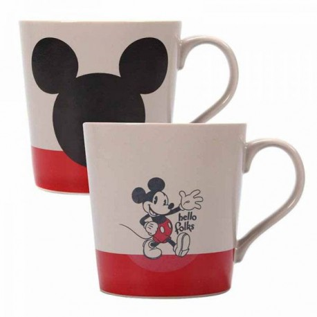 Mickey Mouse mug effet thermique It All Started With A Mouse