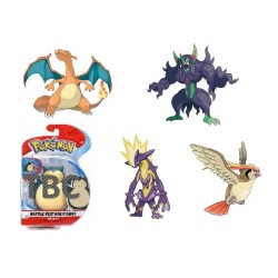 Pokémon série 7 assortiment figurines Battle Feature 11 cm (4)