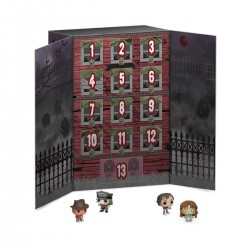 13 Day Spooky Countdown Pocket POP! calendrier de l´avent