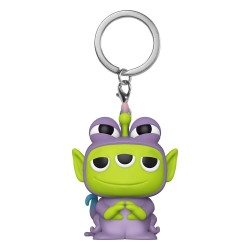 Pixar porte-clés Pocket POP! Vinyl Alien as Randall 4 cm