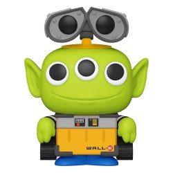 Pixar POP! Disney Vinyl figurine Alien as Wall-E 9 cm