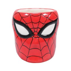 Marvel mug Shaped Spider-Man